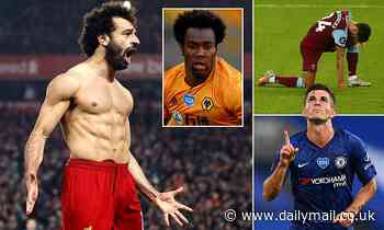 Liverpool simply can't sell Mohamed Salah - 10 THINGS WE LEARNED FROM THE PREMIER LEAGUE