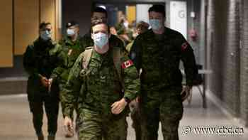 Soldiers may have been asymptomatic coronavirus carriers while serving in long-term care homes, Vance says