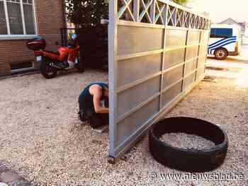 Motorrijder kan klapband van vrachtwagen niet ontwijken in Paal: een zwaargewonde - Het Nieuwsblad