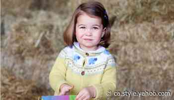 Could Princess Charlotte Become Queen? Here's What We Know - Yahoo Style