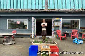 Village of Queen Charlotte approves business facade improvement grants - Haida Gwaii Observer