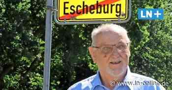 Escheburg: Rainer Bork hört als Bürgermeister auf - Lübecker Nachrichten