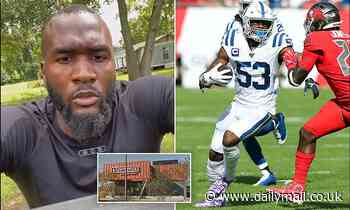 Colts linebacker Darius Leonard claims he was racially profiled at Chipotle and 'asked to leave'