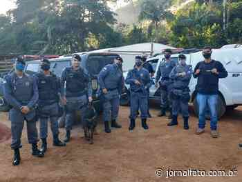Um homem é detido em operação em Mimoso do Sul - Jornal FATO