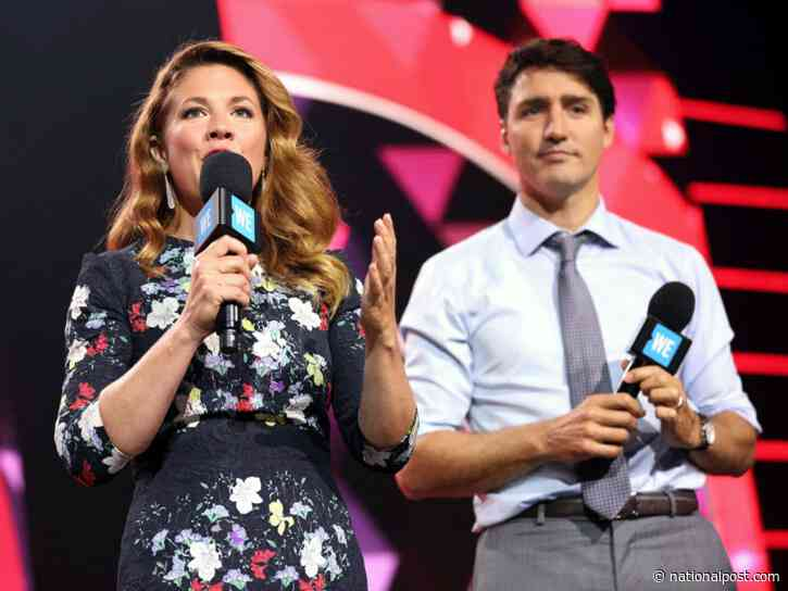 Trudeau says charity with ties to him and his wife 'only one' that could run COVID-19 student volunteer grant program