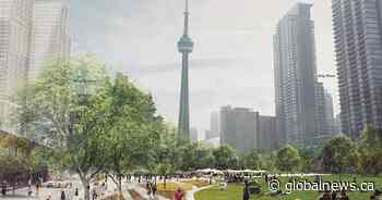 Has COVID-19 changed Toronto's priorities for a rail deck park? Not exactly