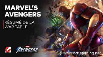 Marvel's Avengers : Coop, MODOK, gameplay avec Thor... on fait le point en vidéo - ActuGaming.net