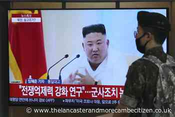 North Korean leader suspends planned military action against South - Lancaster and Morecambe Citizen
