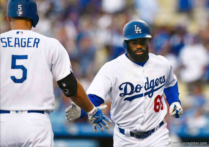 Former Dodgers outfielder Andrew Toles arrested in Florida