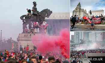 Liverpool mayor slams football fans partying a second night