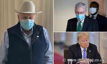 'Dick Cheney says WEAR A MASK!' - Republicans urge face coverings