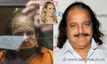 Ron Jeremy pleads not guilty to raping three women and sexually assaulting a fourth