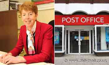 Ex-Post Office boss who dragged staff to court in IT scandal quits Church of England ethics job