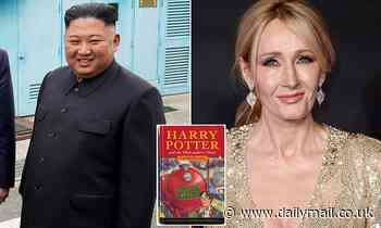 North Korea's censors endorse JK Rowling's Harry Potter books for their pioneering spirit