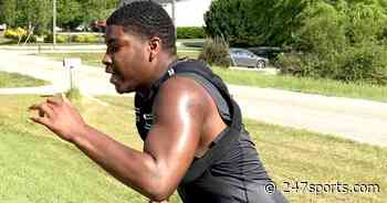 DT Eston Harris breaks through with first offer, courtesy of A&M - 247Sports