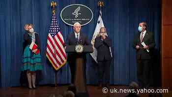 White House holds first coronavirus briefing in two months