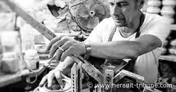 PEZENAS - La Maison des Métiers d'Art nous fait découvrir Stéphane Vanier céramiste - Hérault-Tribune