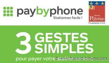 ACTUALITÉS : PEZENAS - Paiement du stationnement par téléphone - Hérault-Tribune