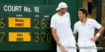 On this day in 2010 – John Isner and Nicolas Mahut play out Wimbledon marathon - Tennis365