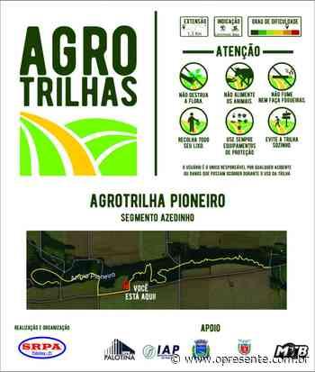 Sociedade Rural de Palotina implanta Agrotrilhas e incentiva educação ambiental - O Presente