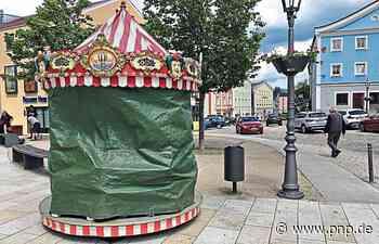 Versuch für Volksfest-Flair scheitert an Bedenken - Passauer Neue Presse