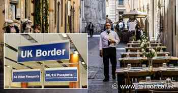 How new travel rules will work - and which countries are exempt from quarantine