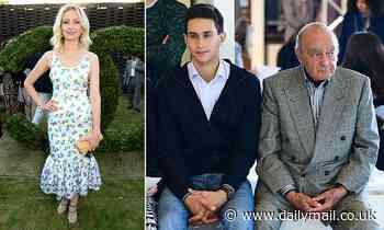 EDEN CONFIDENTIAL: Billionaire ex-Harrods owner Mohmed Fayed's son Omar is 'punched in the face'