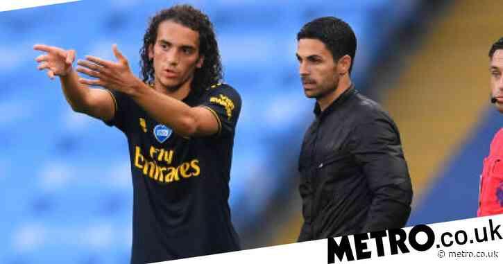 Mikel Arteta refuses to guarantee Matteo Guendouzi will remain at Arsenal