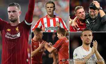 Jurgen Klopp's genius for improving every player is embodied by Liverpool hero Jordan Henderson