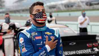 Preview clip: Bubba Wallace on discovery of 'noose' in his garage at Talladega Superspeedway
