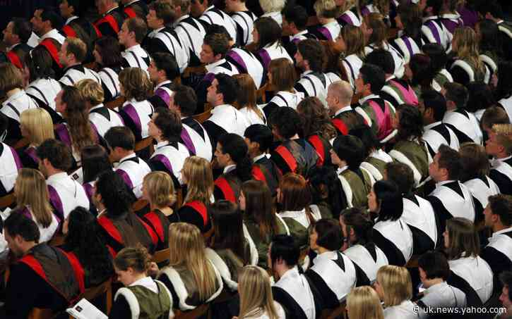 University admissions overhaul could see start of the academic year being moved to January