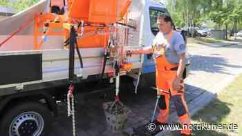 Neues Technikwunder in Pasewalk erleichtert Knochenjob - Nordkurier