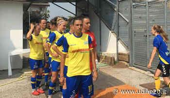 Calcio Tavagnacco Femminile retrocesso in Serie B - Udine20