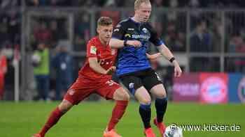 Trotz zu wenigen Einsätzen: Mit Leihgabe Jastrzembski in die 2. Liga