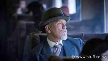 John Malkovich stars as Poirot in The ABC Murders - Stuff.co.nz