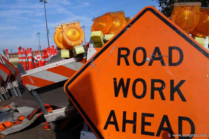 Major Orange County freeway closures planned: June 27-July 3