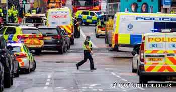 Police officer injured in Glasgow stabbing incident named