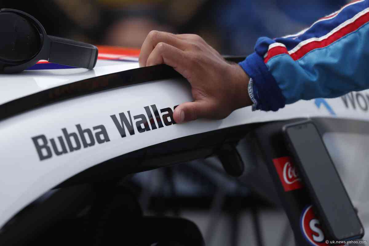 Wallace, NASCAR's agent of change, doing 'what feels right'