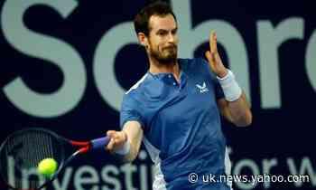 Andy Murray praises work ethic behind Dan Evans' rise before first showdown