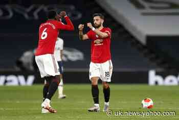 Manchester United have a long-term midfield partnership in Pogba and Bruno Fernandes, believes Solskjaer