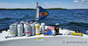 City of Kawartha Lakes OPP charge boaters for open alcohol, no lifejacket - Globalnews.ca