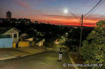 """Moradores do """"Bela Vista e Novo Horizonte"""" aprovam nova iluminação - TNOnline - TNOnline"""