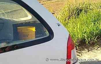 Motorista denuncia disparo de arma de fogo em Guaramirim - Diário da Jaraguá