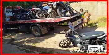 Força Tarefa desarticula desmanche de motos no bairro Monte Alegre - GP1