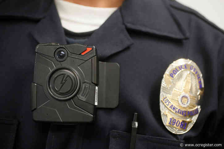 Irvine OKs body cameras for police, will begin testing them this fall