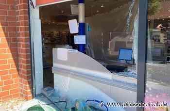 POL-HK: Idsingen: Terrassentür aufgehebelt; Bad Fallingbostel: Mittags betrunken mit Pkw unterwegs;... - Presseportal.de