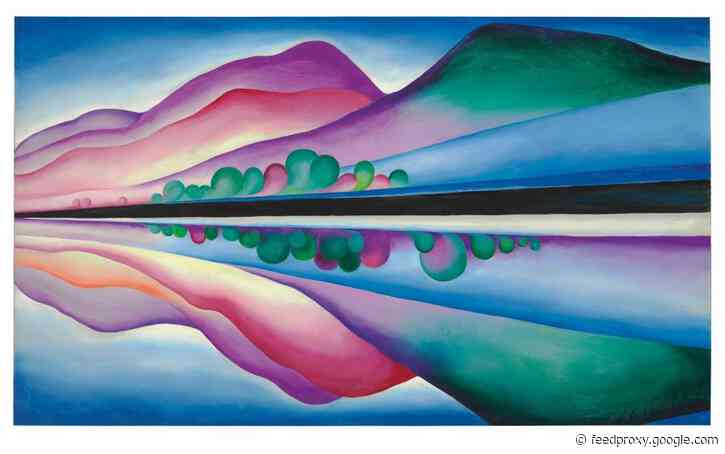 Explore 1,100 Works of Art by Georgia O'Keeffe: They're Now Digitized and Free to View Online