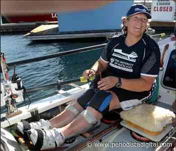 Angela Madson: Encuentran muerta y atada a su barca a la famosa remera paralímpica de 60 años - Periodista Digital