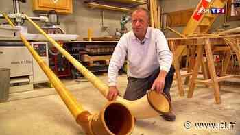 À la rencontre de Patrick Bron, facteur de cor des Alpes - LCI