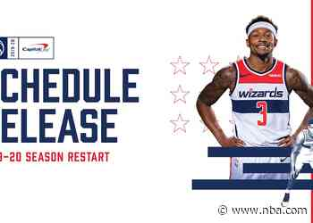 Wizards set to return to play in Orlando